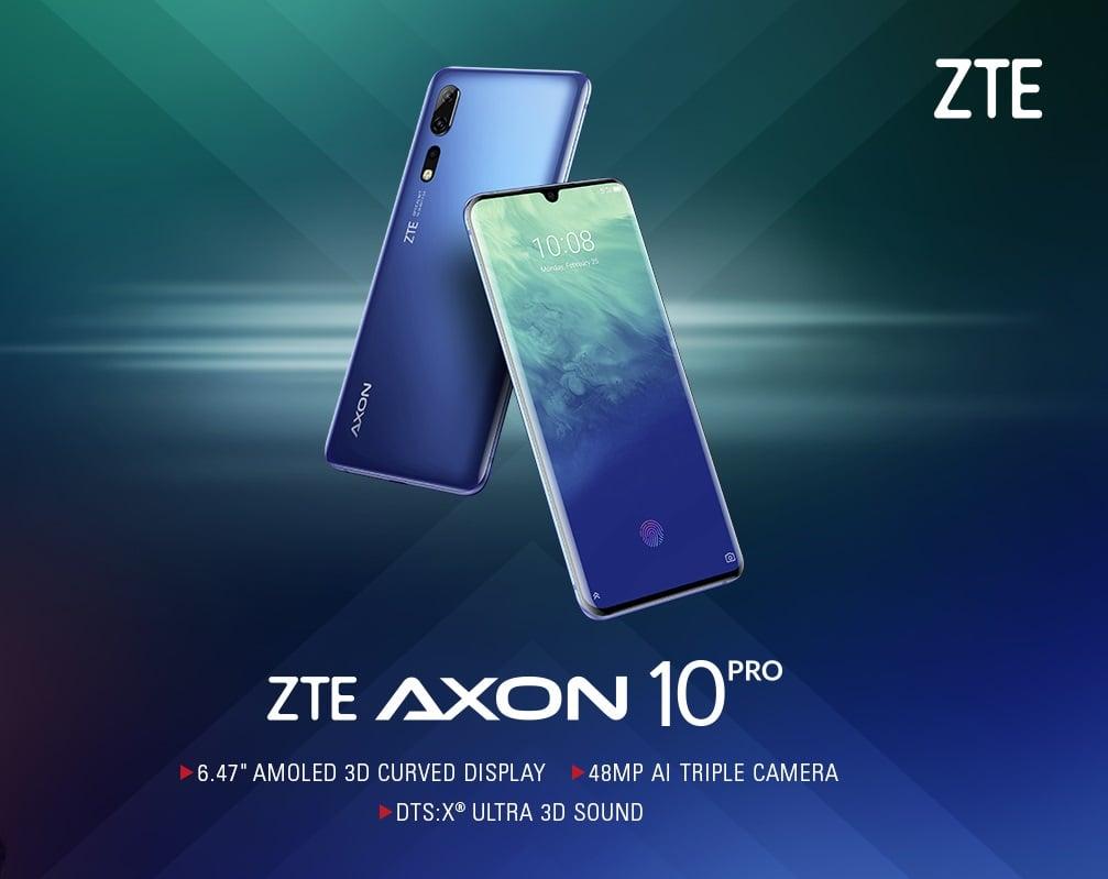 smartfon ZTE Axon 10 Pro