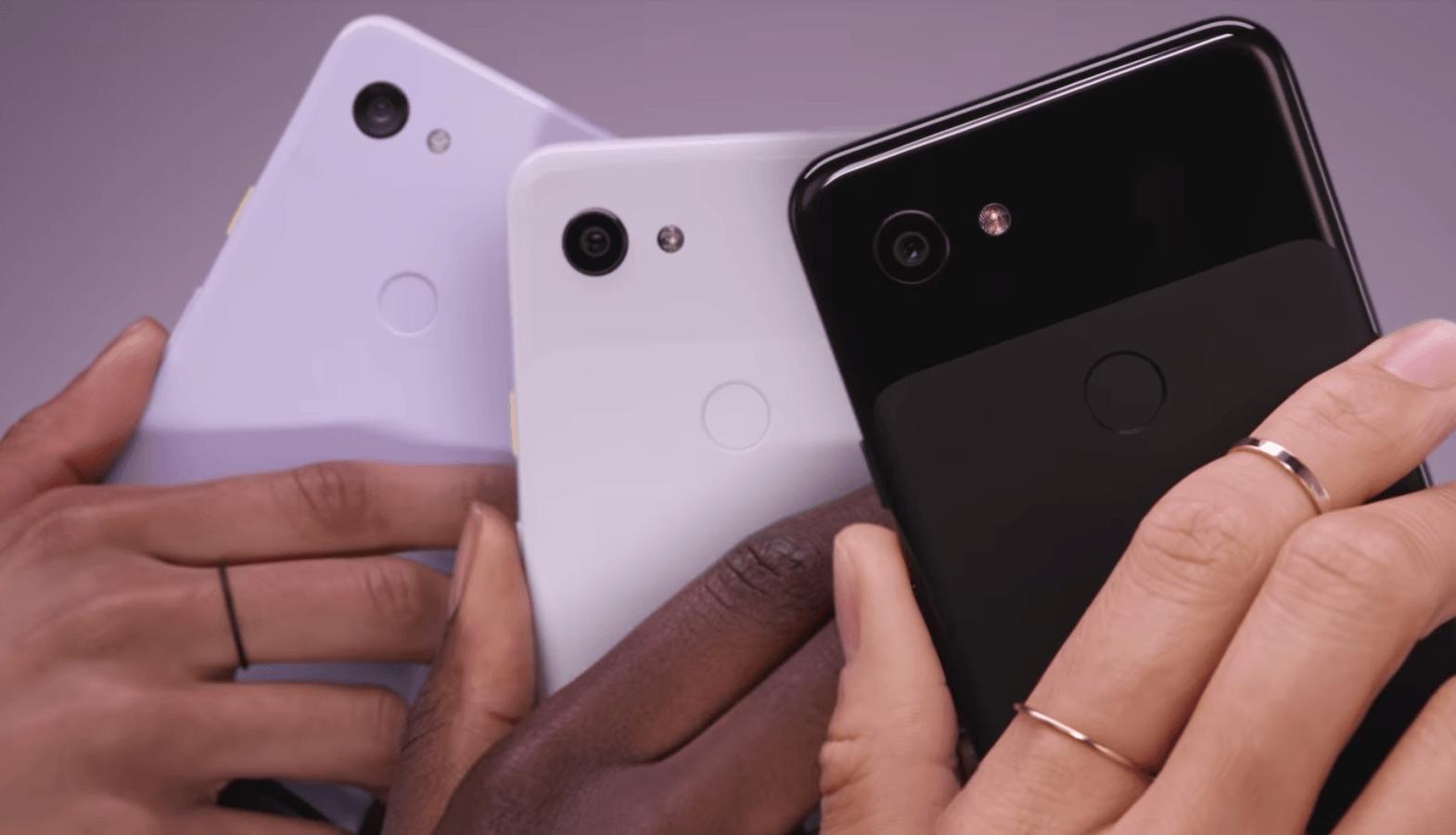 Google Pixel 4 z obsługą gestów w powietrzu i funkcjąznaną z iPhone'ów