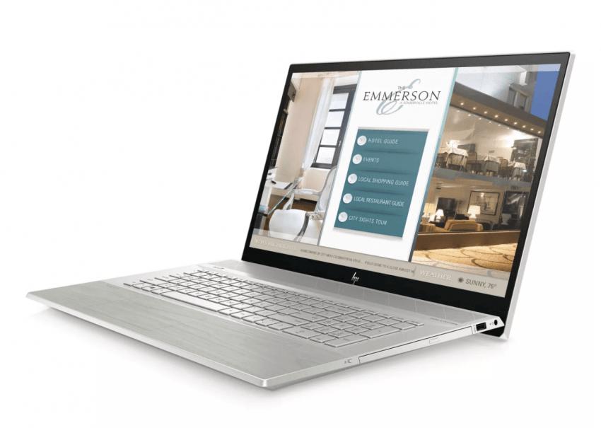 Laptopy z linii Envy od HP dostaną efektowne wstawki z drewna