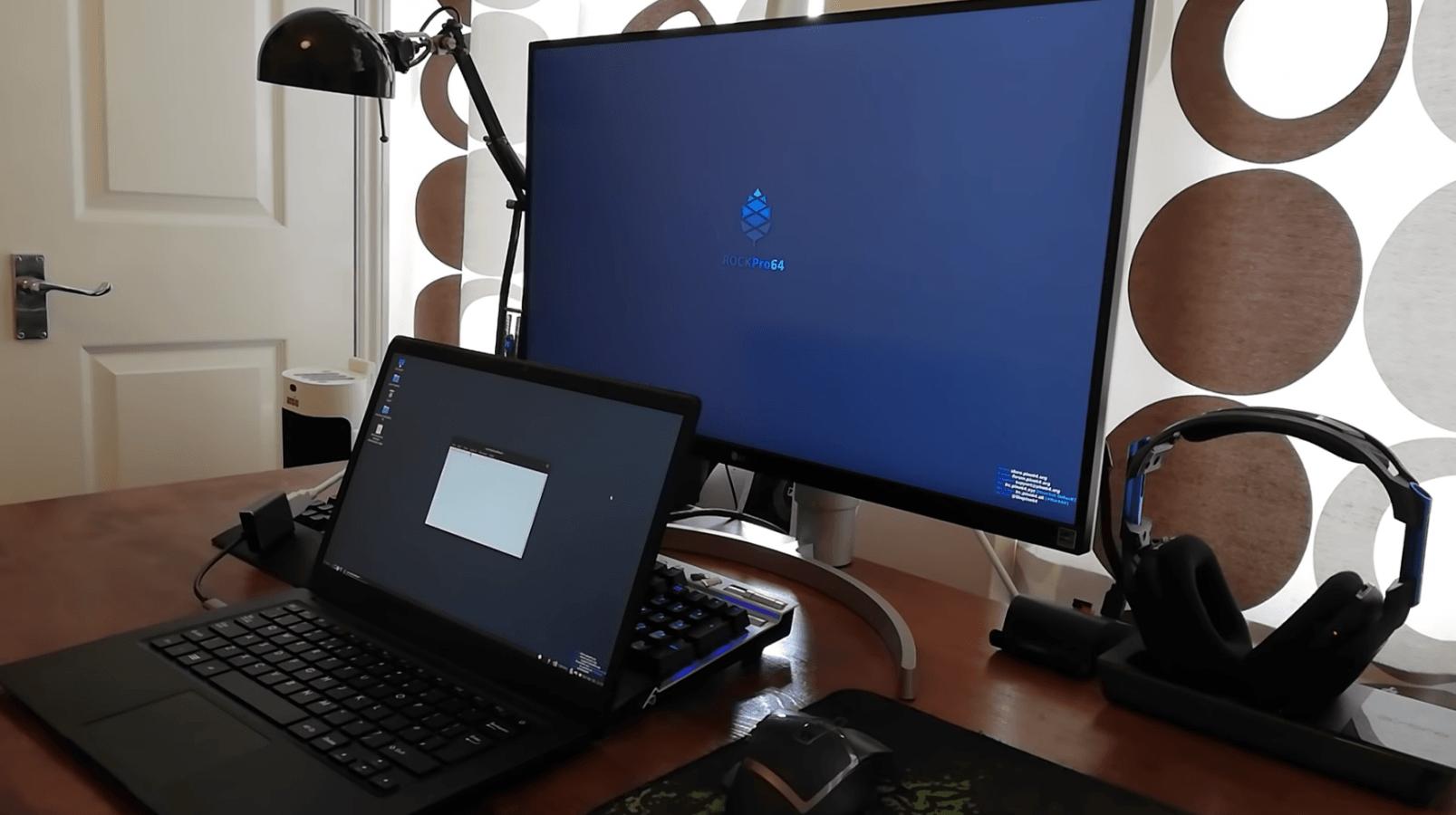 Nadchodzi Pinebook Pro – oto jak działa laptop z Linuksem za 199 dolarów