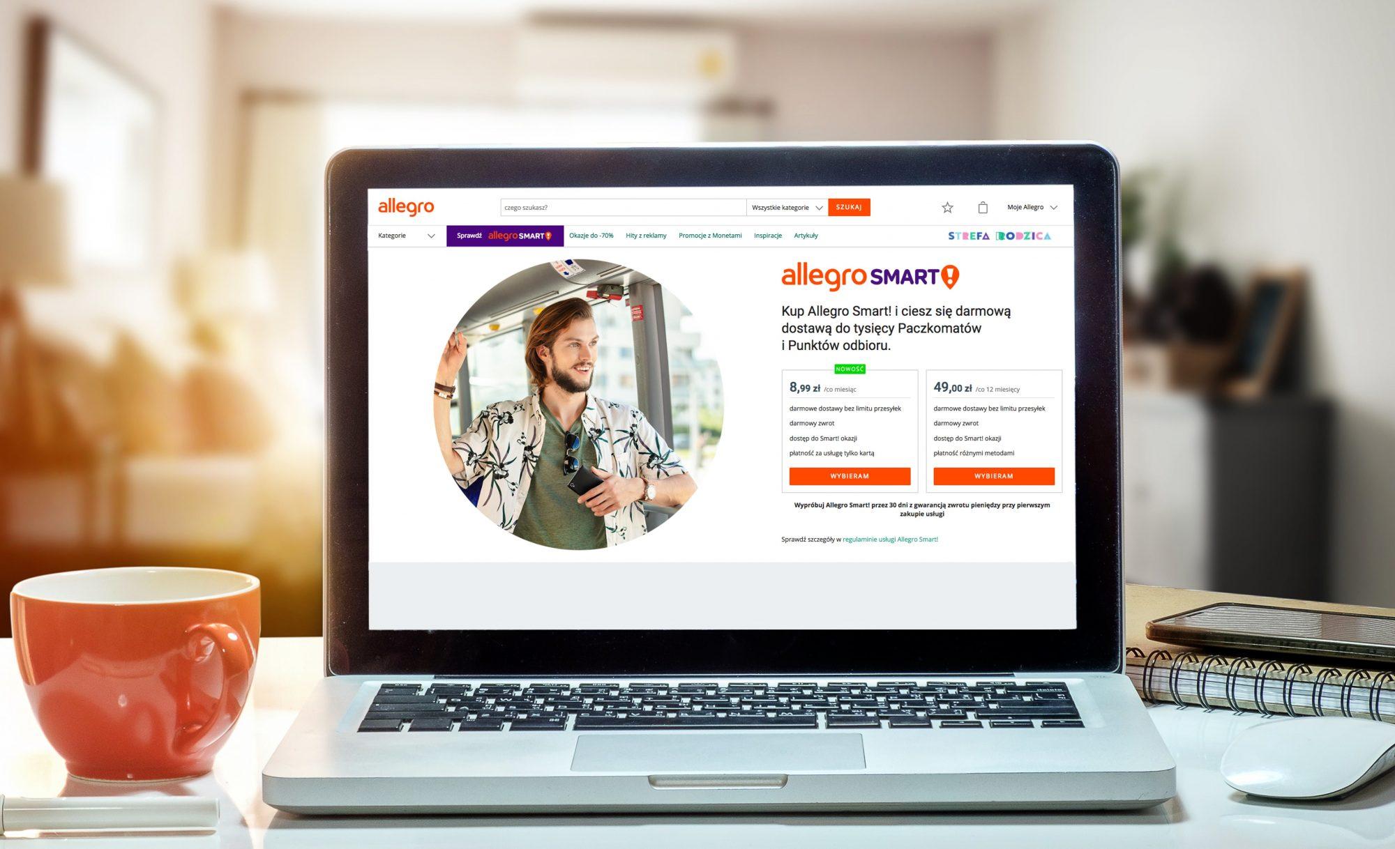 Konto Rodzinne I Smart Dla Przesylek Zagranicznych W Allegro