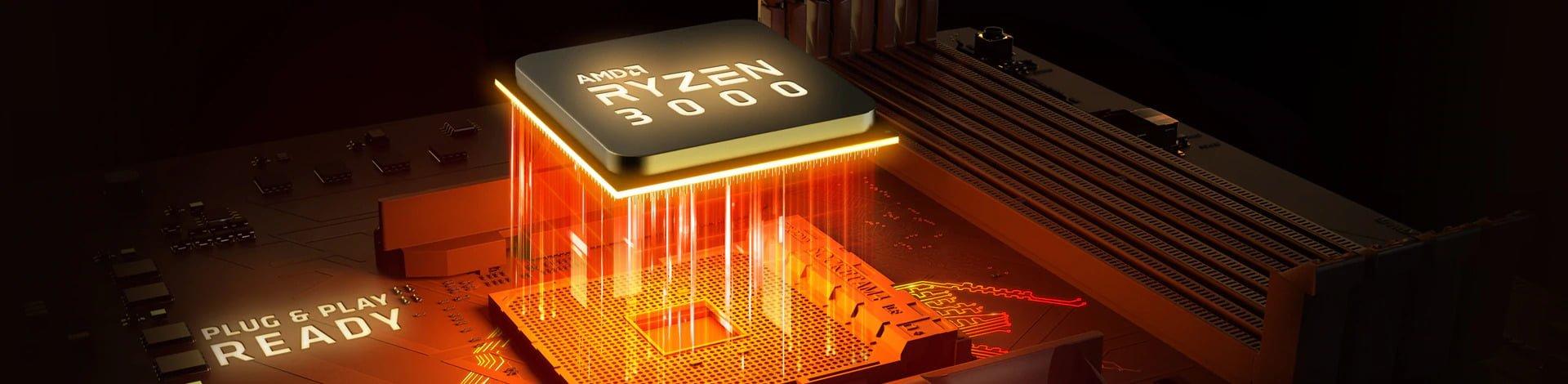 AMD może przegonić Intela - znamy specyfikację 3. generacji procesorów Ryzen