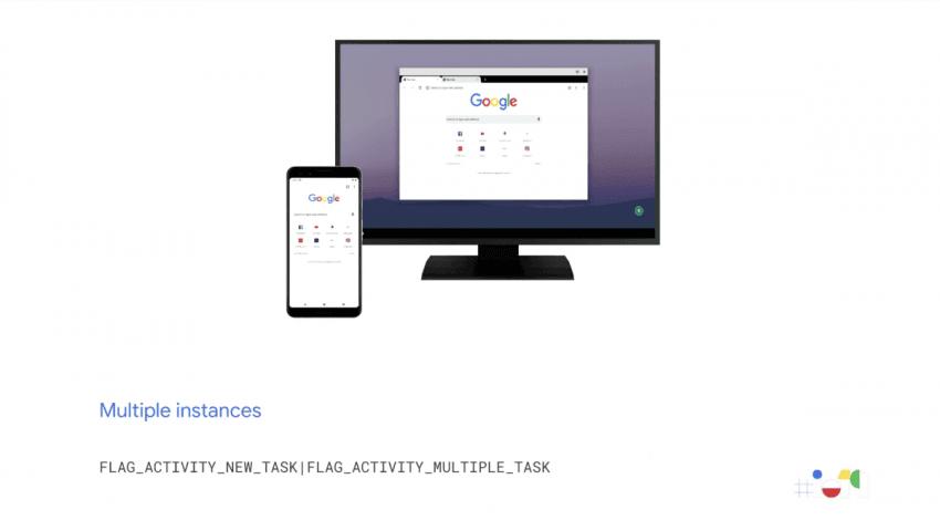 Android Q z trybem pulpitu – już powstają pierwsze launchery