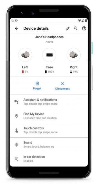 Android Q dostanie nowe menu Bluetooth. Będzie też większy nacisk na bezpieczeństwo