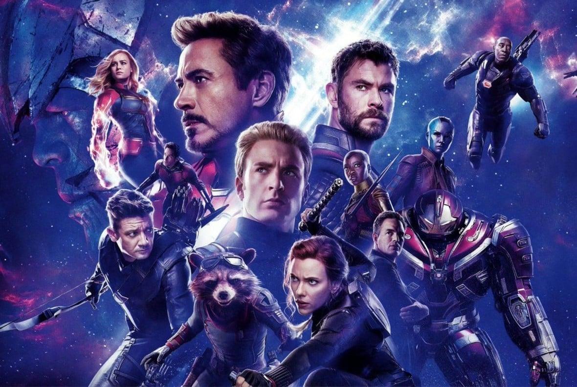 Avengers: Endgame będzie filmem na wyłączność na platformie Disney+