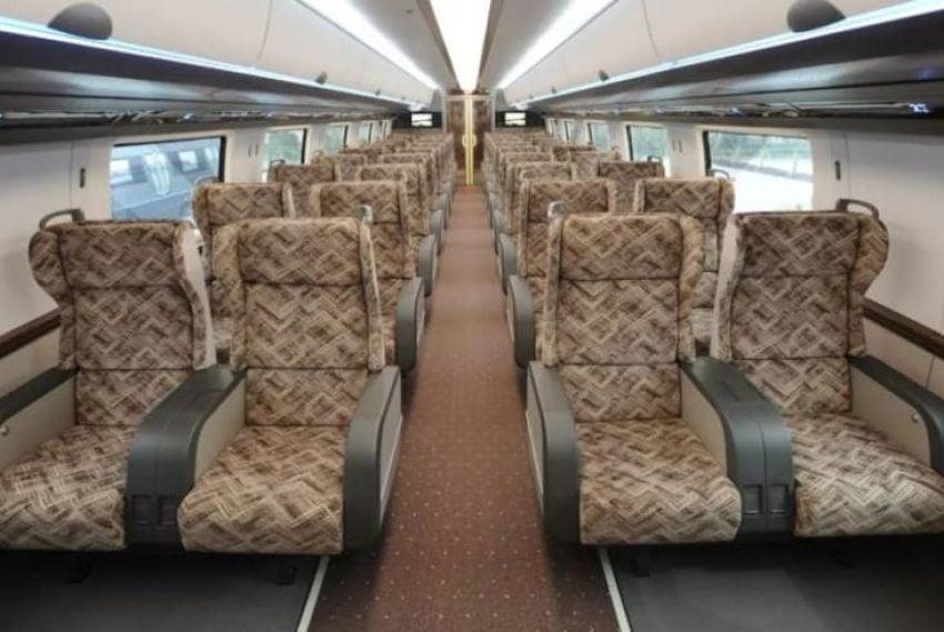 Chińskie pociągi rozwiną (prawie) taką samą prędkość jak statki powietrzne!