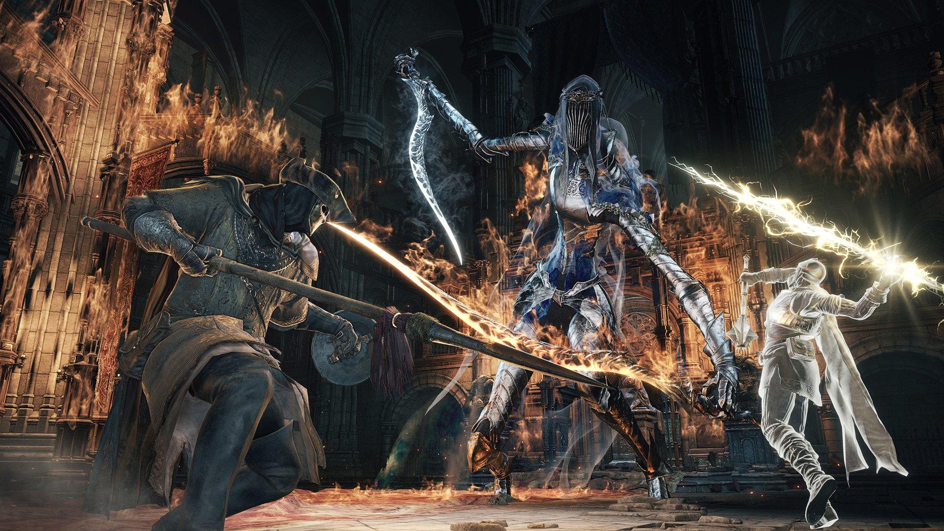 Dark Souls III przecenione na Steamie i PS Store
