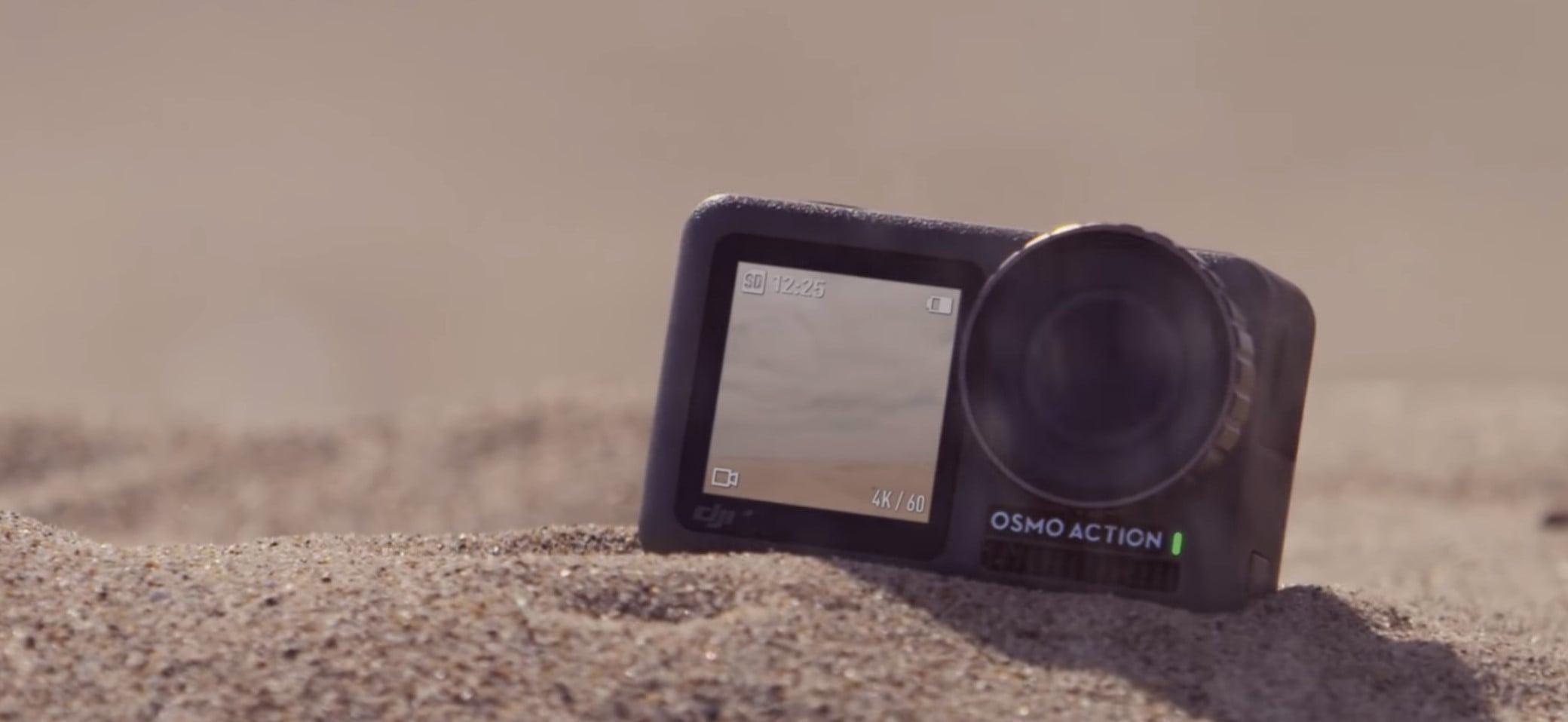 Nowa kamera DJI Osmo Action rzuca wyzwanie sprzętom od GoPro