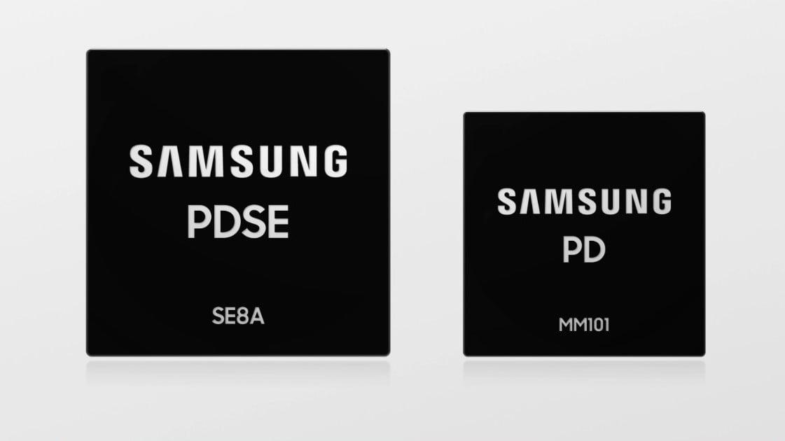 Nowe układy sterowania zasilaniem Samsunga z szybkim ładowaniem nawet do 100 W