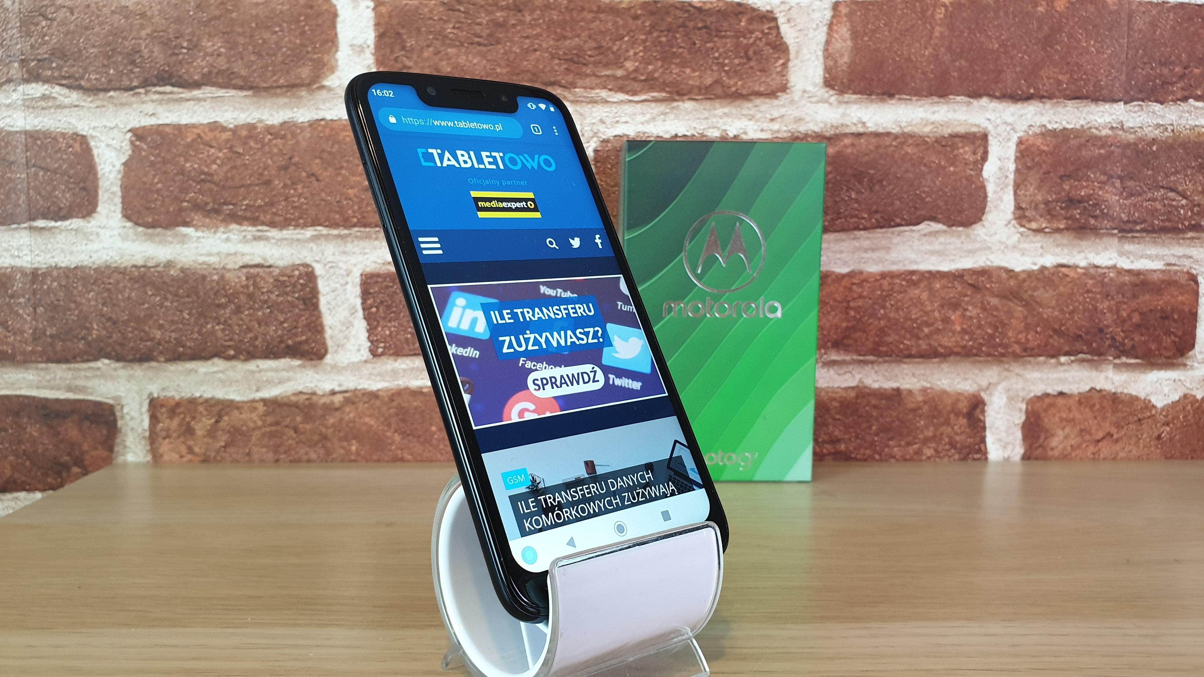 Recenzja Motoroli Moto G7 Play - czy to najlepszy smartfon do 700 złotych? 20
