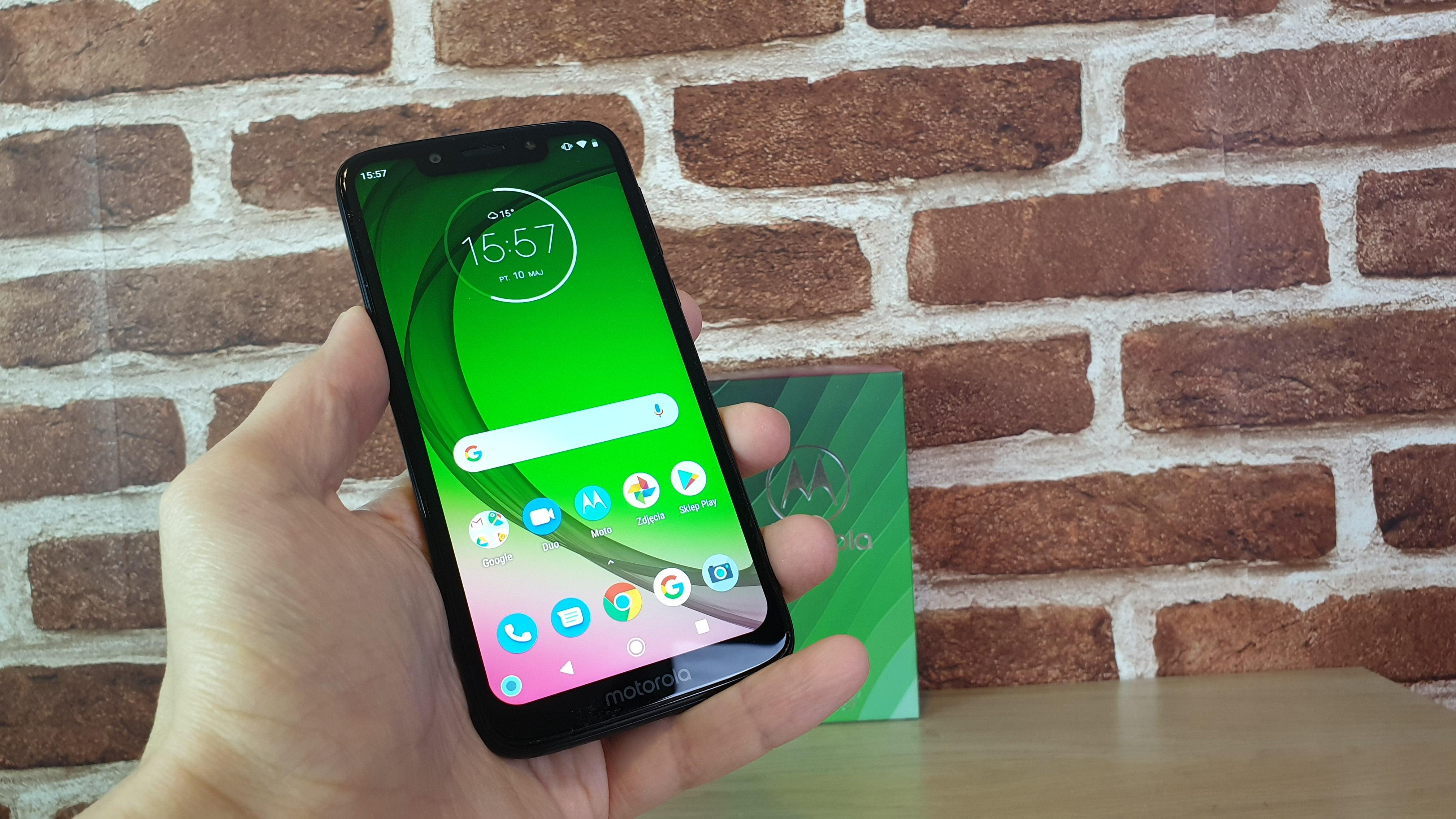 Recenzja Motoroli Moto G7 Play - czy to najlepszy smartfon do 700 złotych? 26