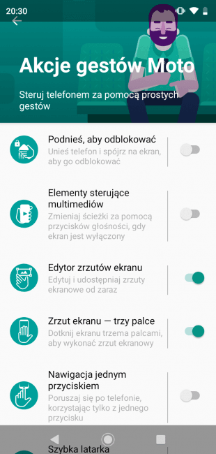 Recenzja Motoroli Moto G7 Play - czy to najlepszy smartfon do 700 złotych? 35