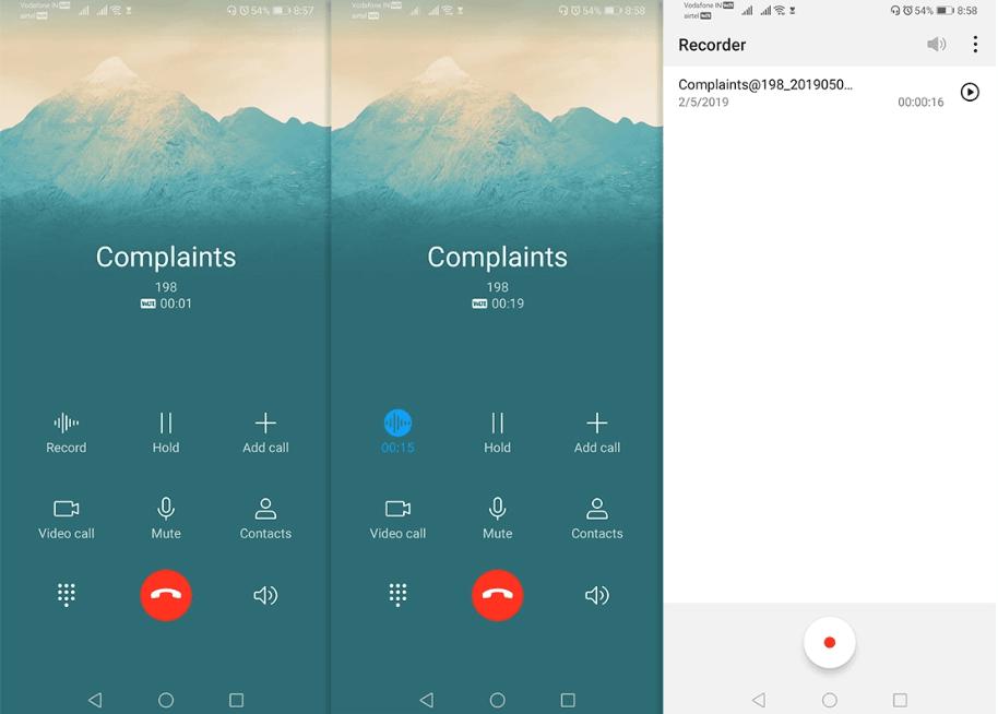 Świetny ruch Huawei. Firma umożliwia nagrywanie rozmów telefonicznych 2