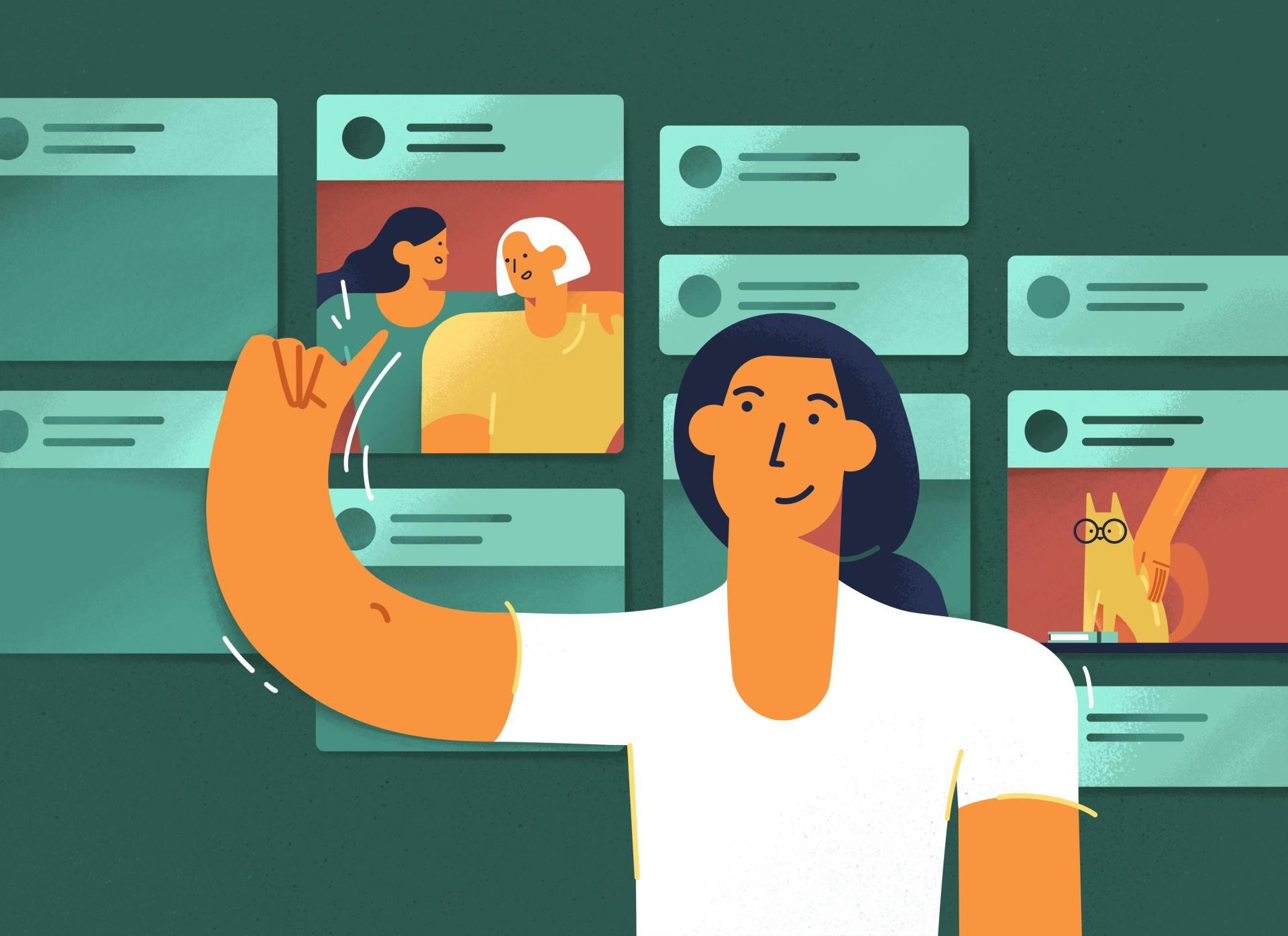 Facebook chce się upewnić, że wolisz widzieć posty swoich przyjaciół, a nie fake newsy 18