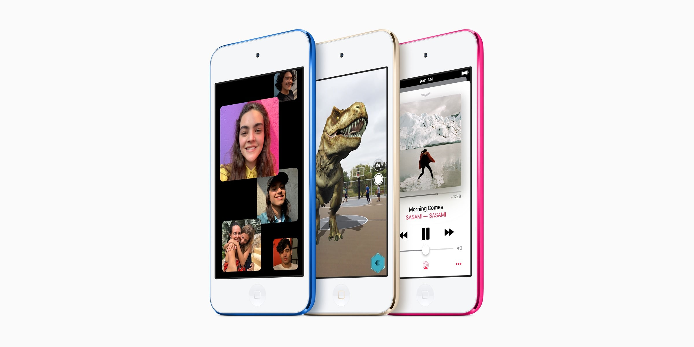 nowy iPod Touch