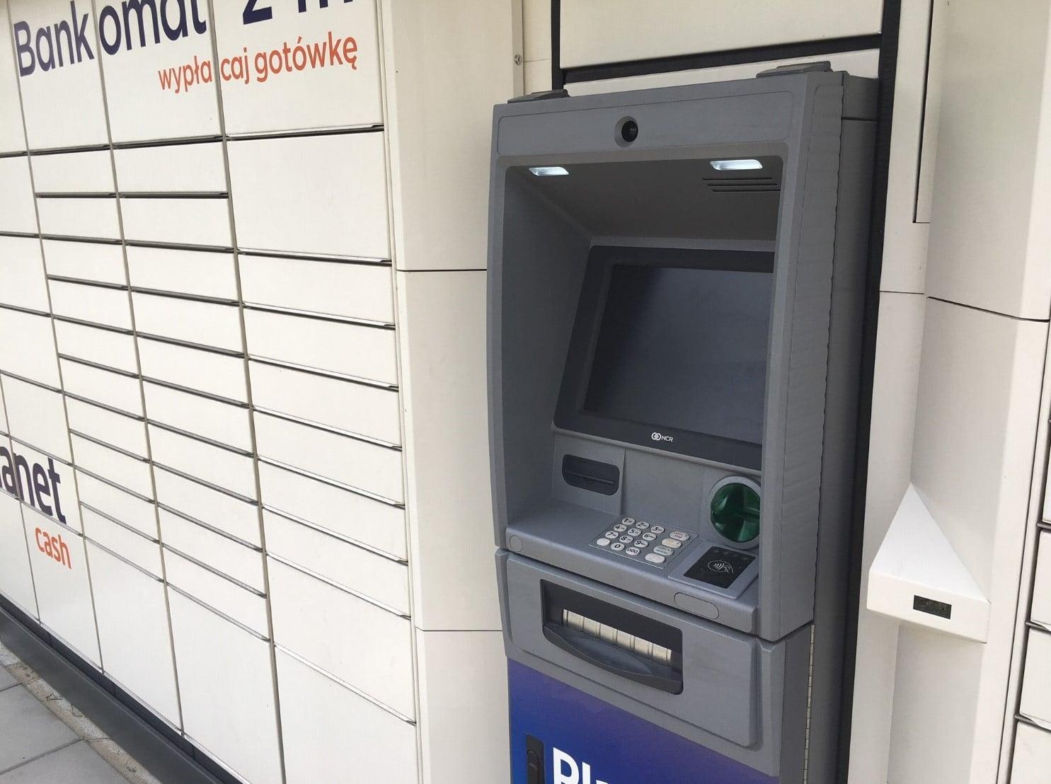 Paczkobankomat to nowy twór Inpostu i IT Card. Skorzystasz z niego w Katowicach i Krakowie