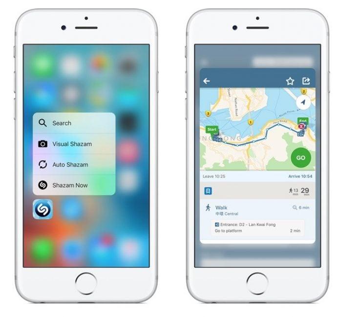 Nowe iPhone'y bez funkcji 3D Touch. Ma ona zostać zastąpiona przez Haptic Touch