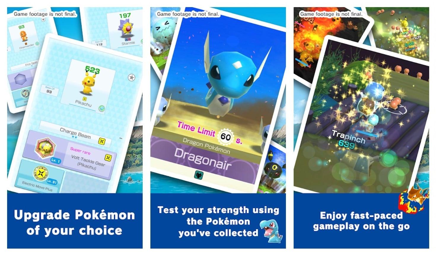 Nintendo ogłasza testy nowej gry z Pokemonami na smartfony
