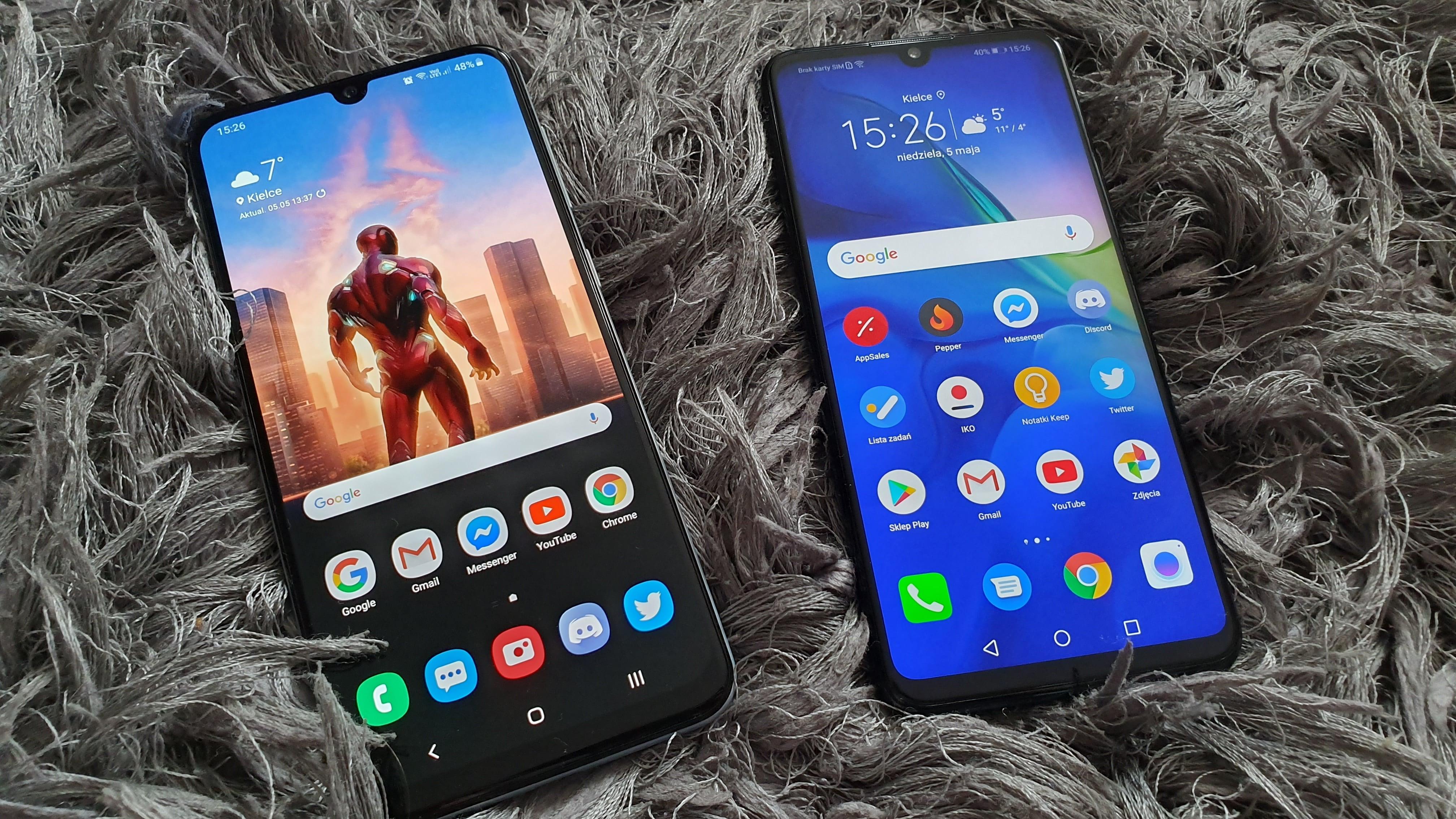 Samsung Galaxy A50 vs Huawei P30 Lite - oba za drogie, ale który lepszy? 25