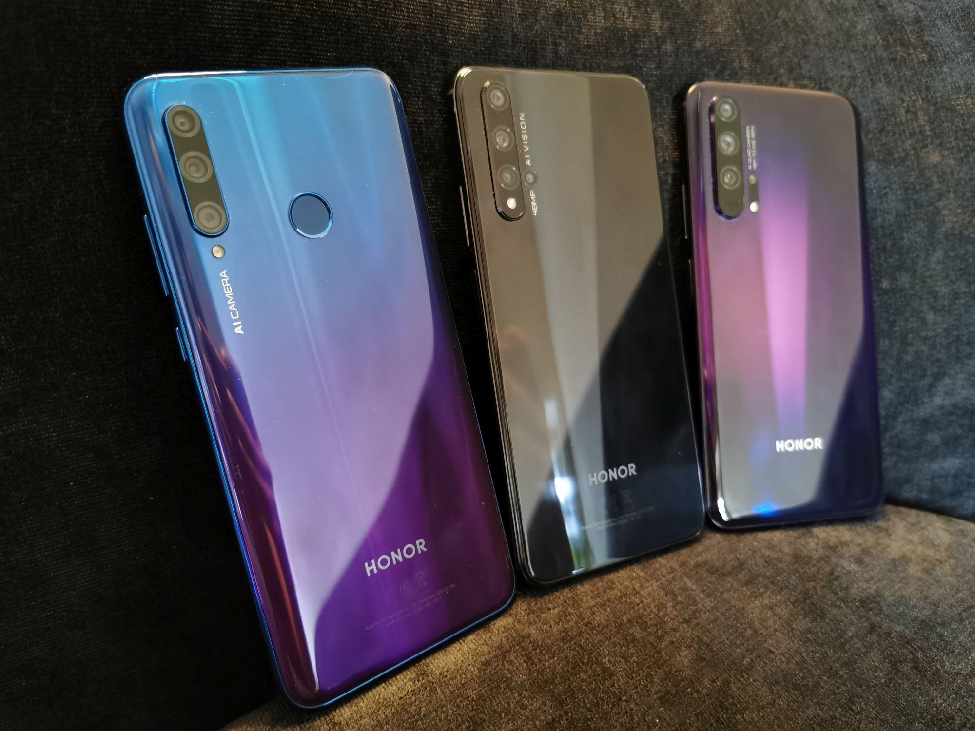 Huawei jest gotowy na ogromny spadek sprzedaży smartfonów poza Chinami 23