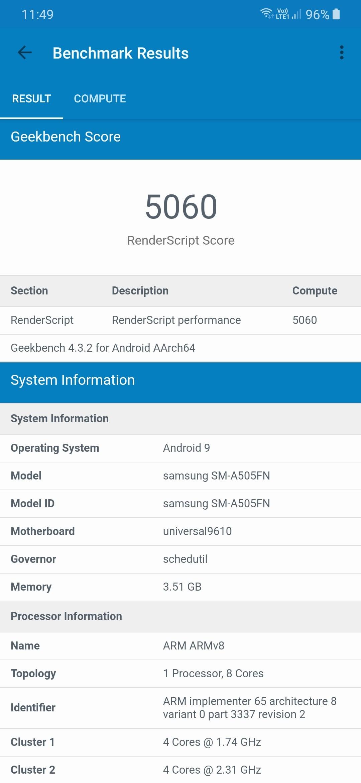 Recenzja Galaxy A50. Nowe średniopółkowe rozdanie Samsunga? 47