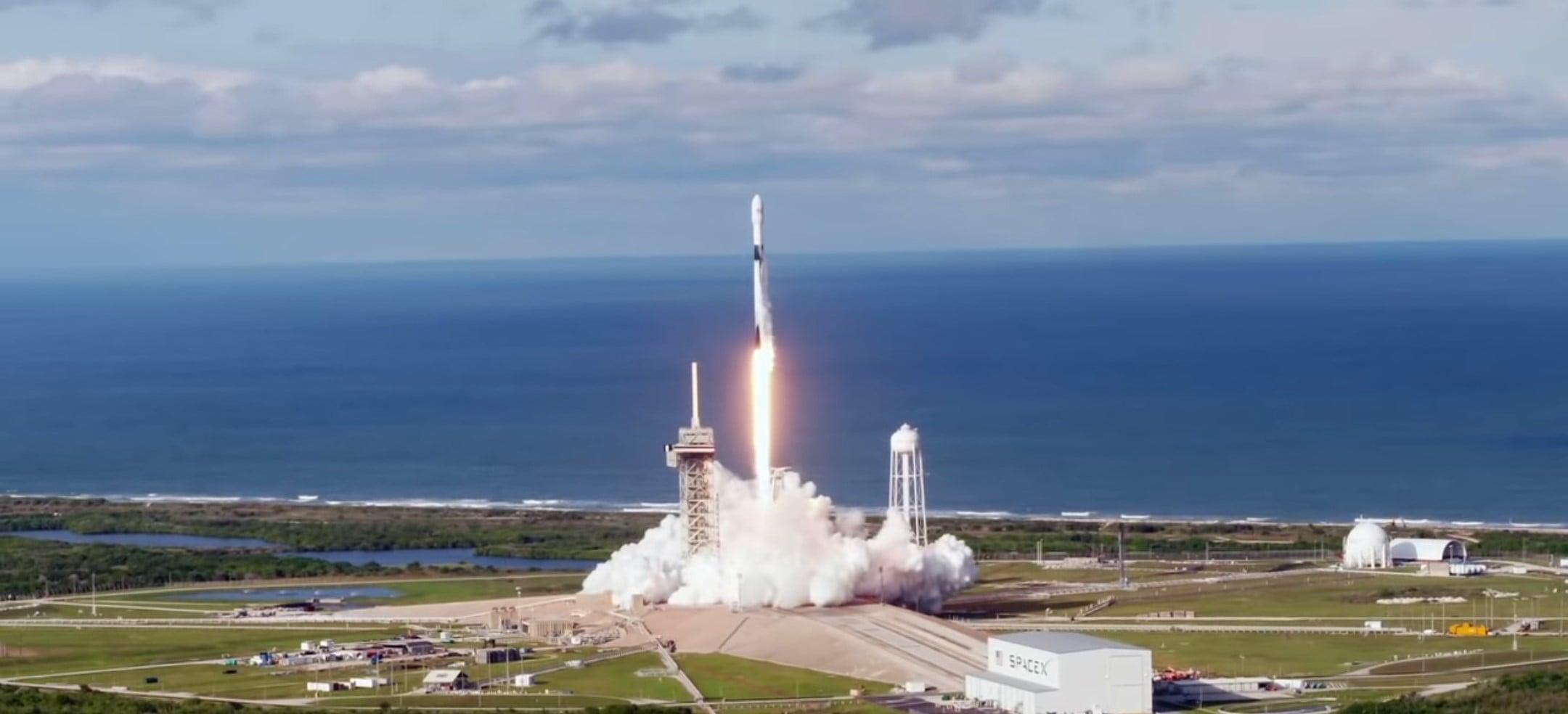 Po tygodniu opóźnienia, SpaceX nareszcie dostarczył na ISS niezbędne zaopatrzenie