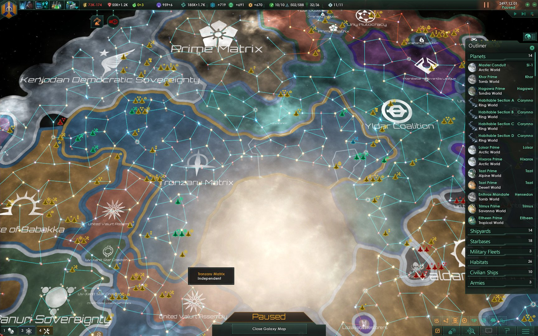 Stellaris darmowe przez najbliższe dwa dni