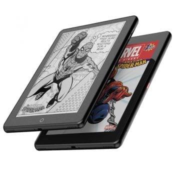 Tablet Eewrite Janus ma dwa ekrany, w tym jeden E-Ink