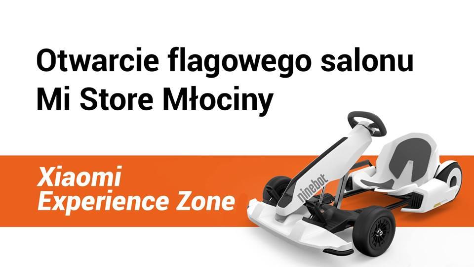 Otwarcie największego w Polsce salonu Mi Store już w czwartek 23 maja. Oto lista promocji 20