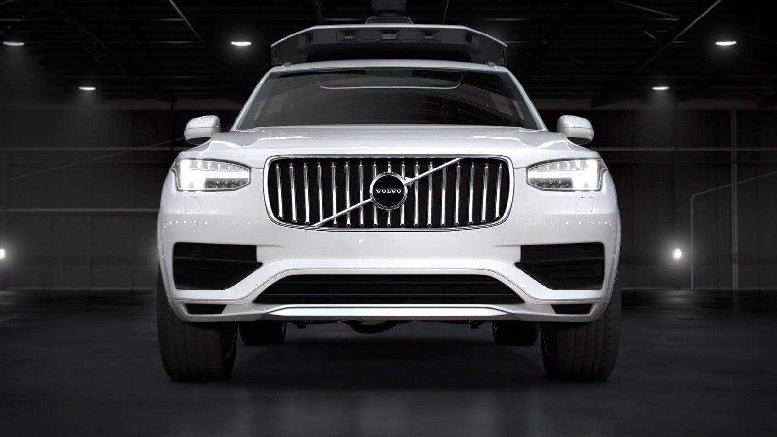 Uber i Volvo wspólnie stworzyli nowe autonomiczne XC90 21
