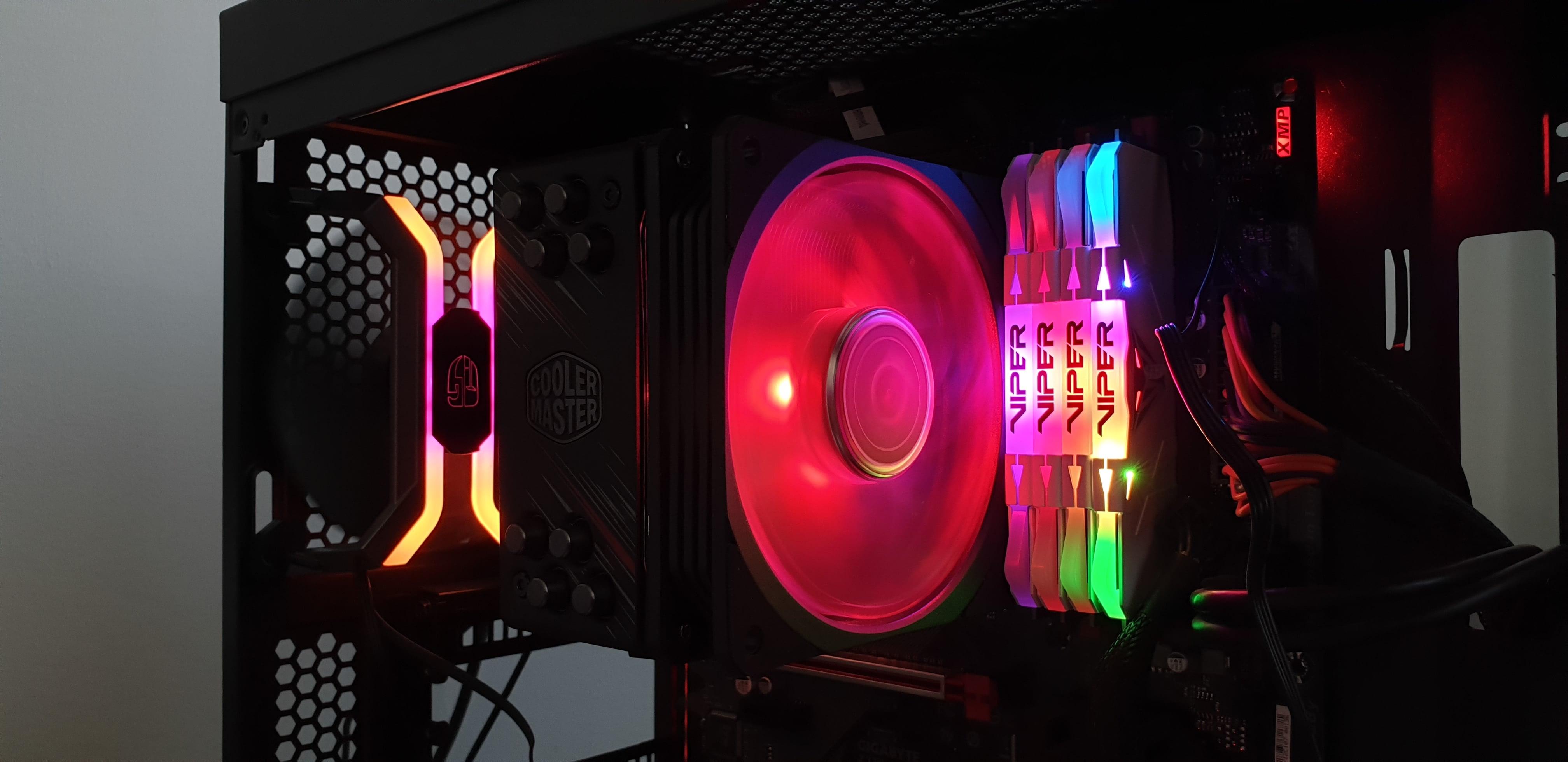 Test pamięci RAM Patriot Viper RGB - sprawdzone kości i agresywny design to klucz do sukcesu? 17