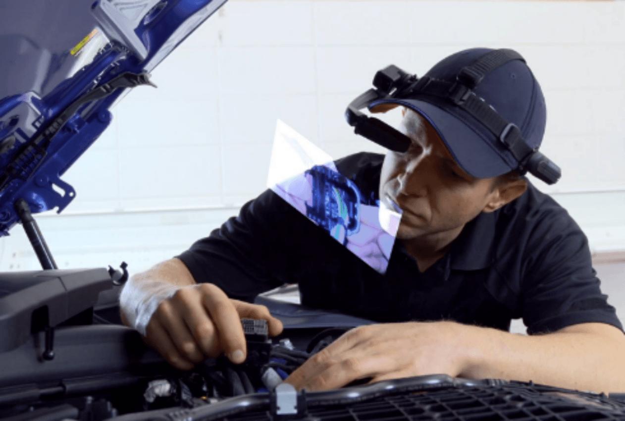 Smartokulary pomogą w naprawach BMW i Mini 18