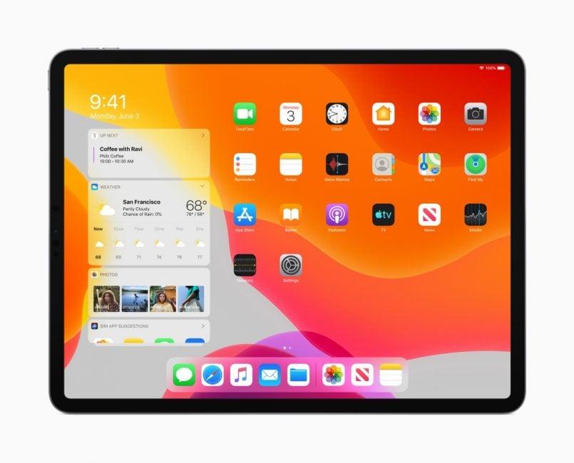 iPadOS – Apple wprowadza nowy system operacyjny dla iPadów