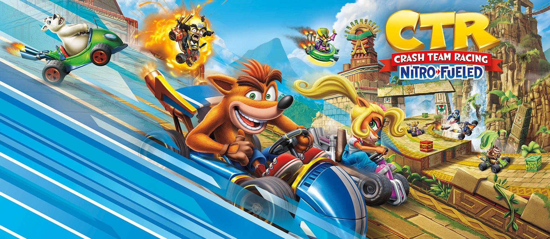 Crash Team Racing Nitro-Fueled - pierwsze wrażenia 16