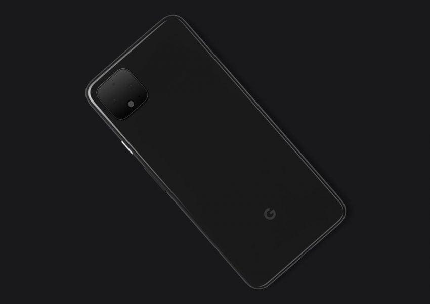 Pixel 4: Google wybiera spośród trzech projektów 17