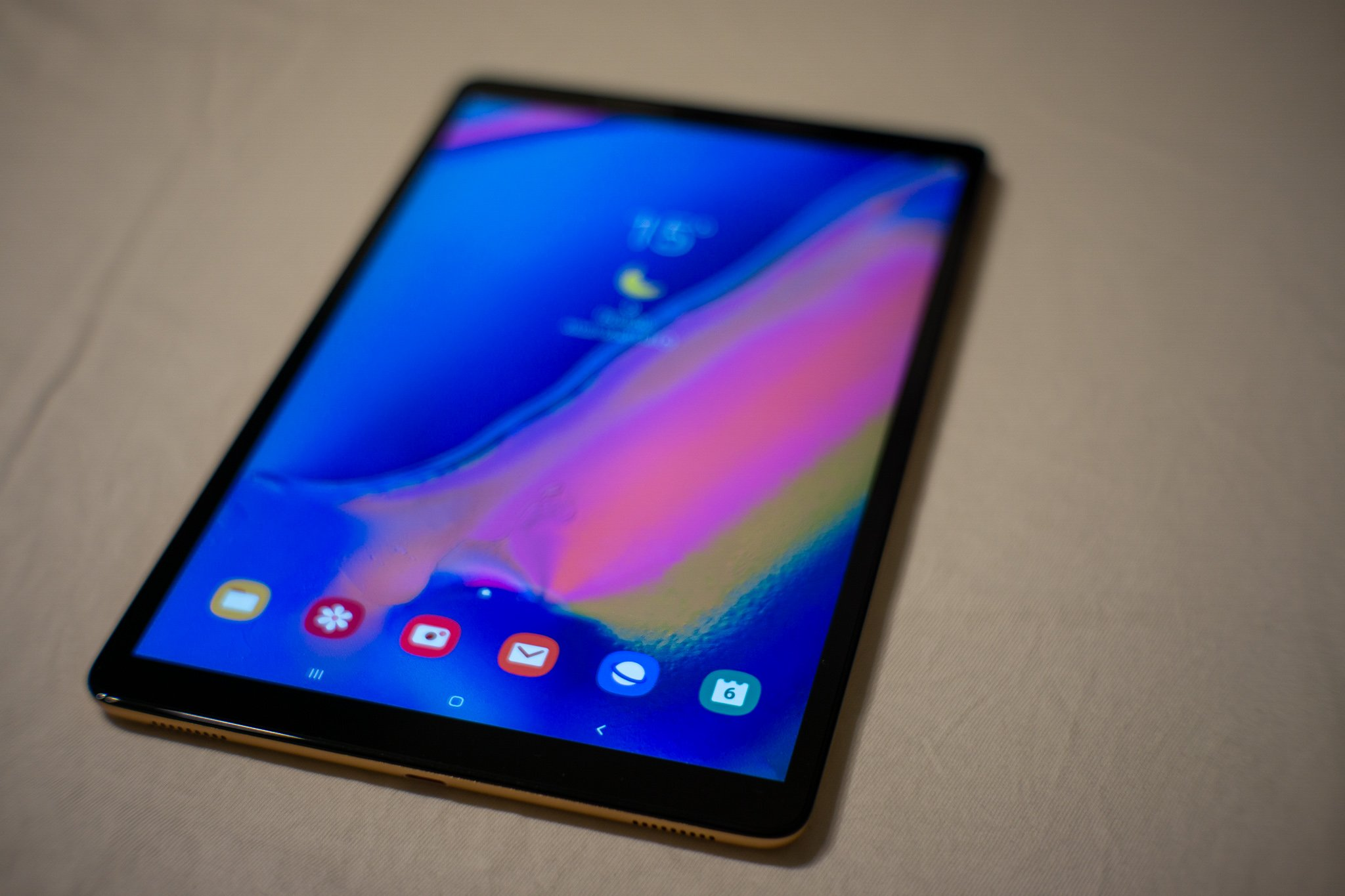 Samsung szykuje nowy tablet - Galaxy Tab A4S 17