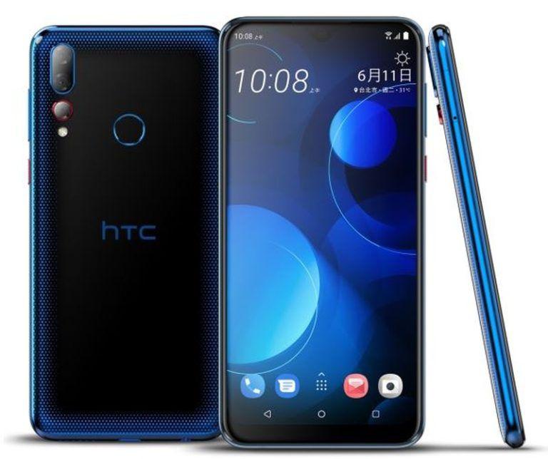 Nie do wiary - HTC nareszcie zaprezentowało jakieś smartfony. Oto średniopółkowe U19e i Desire 19+ 20