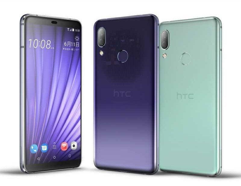 Nie do wiary - HTC nareszcie zaprezentowało jakieś smartfony. Oto średniopółkowe U19e i Desire 19+ 19