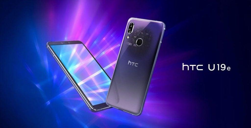 Nie do wiary - HTC nareszcie zaprezentowało jakieś smartfony. Oto średniopółkowe U19e i Desire 19+ 18