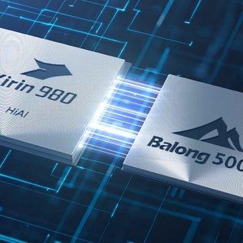 Huawei HiSilicon Kirin 980 Balong 5000 5G