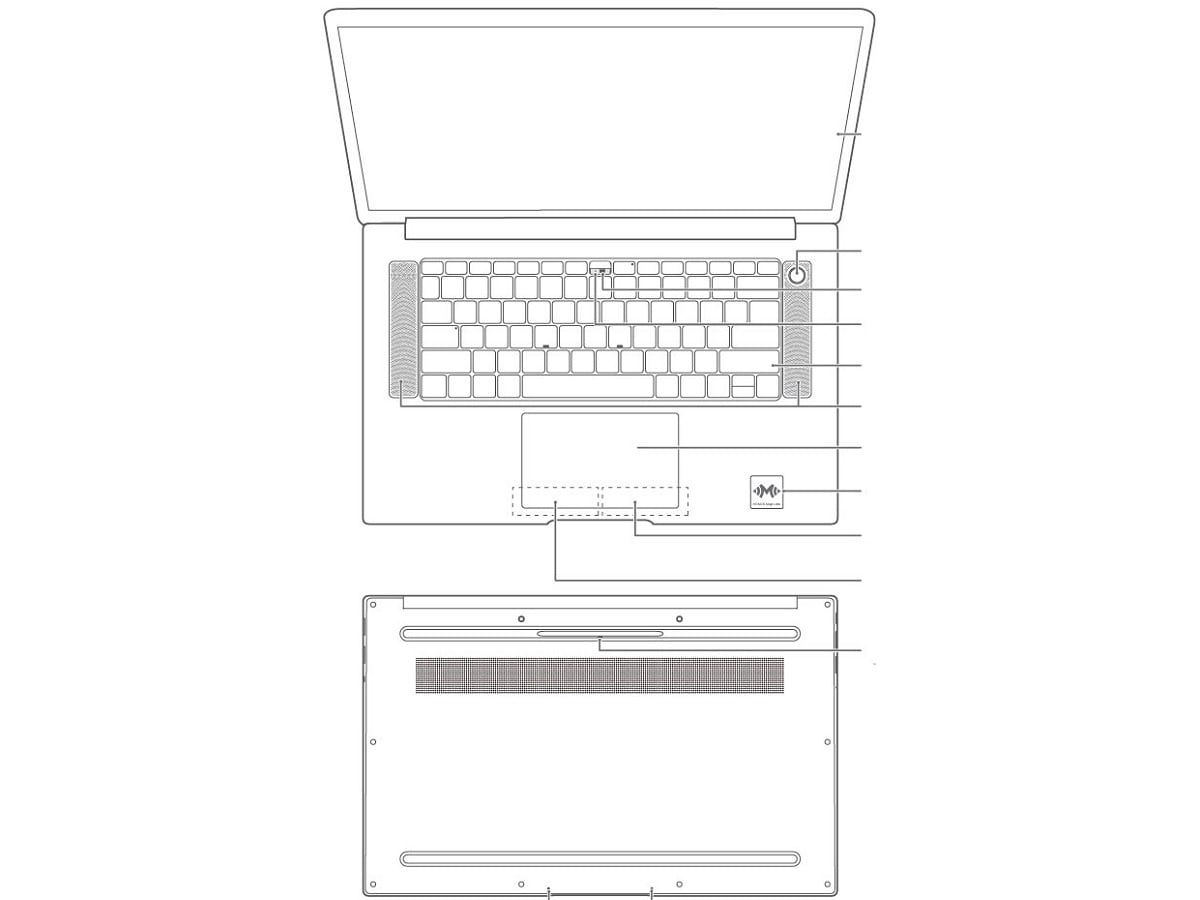 laptop Honor MagicBook Pro