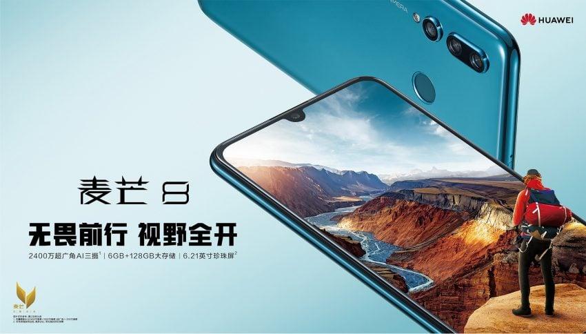 smartfon Huawei Maimang 8