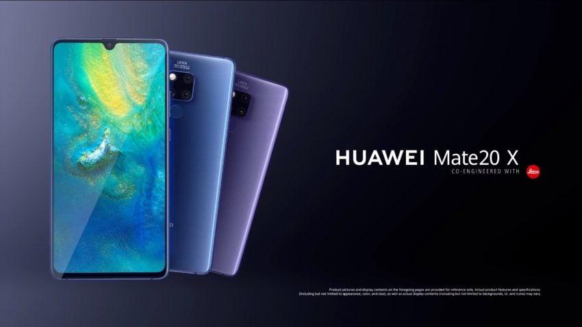 smartfon Huawei Mate 20 X