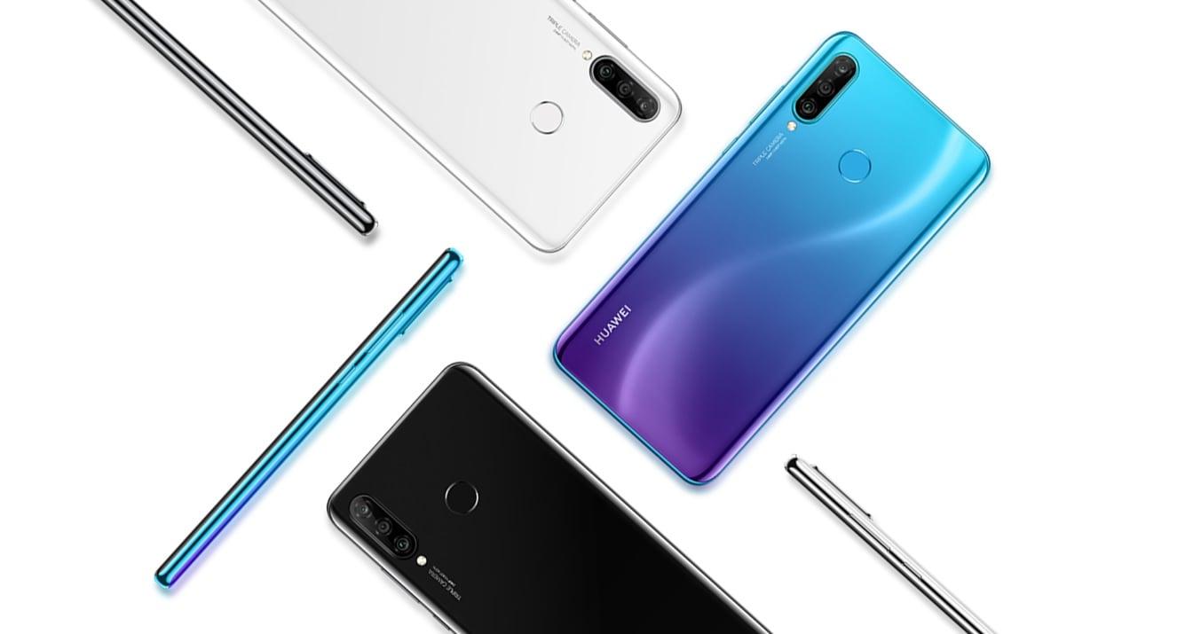 smartfon Huawei Nova 4e