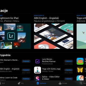 iPad z iPadOS w naszych rękach. Jak działa nowy system Apple dla tabletów?
