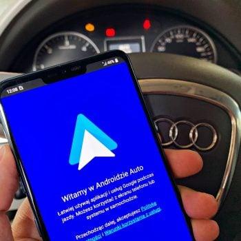 Android Auto – nieoczekiwana aktualizacja interfejsu w Mapach Google 19