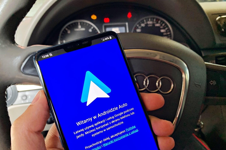 Android Auto – nieoczekiwana aktualizacja interfejsu w Mapach Google 20