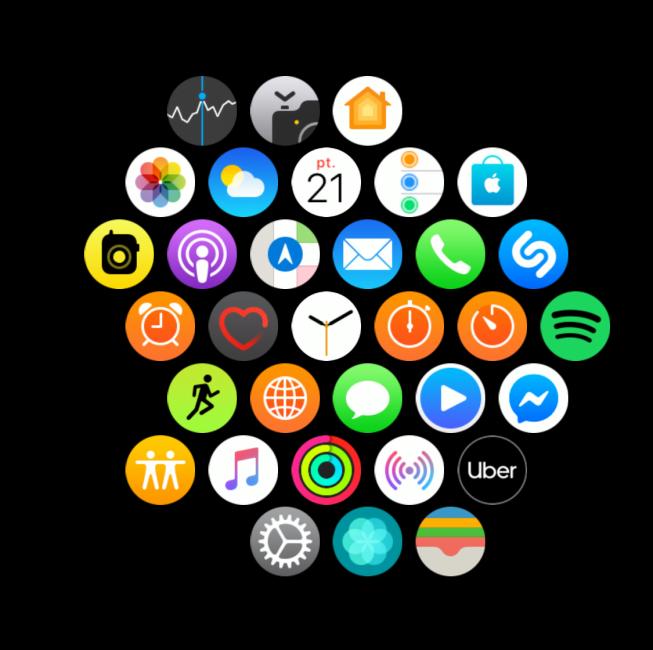watchOS 6 pozwoli zrobić porządek z aplikacjami systemowymi w Apple Watchu