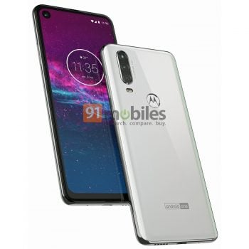 smartfon Motorola One Action