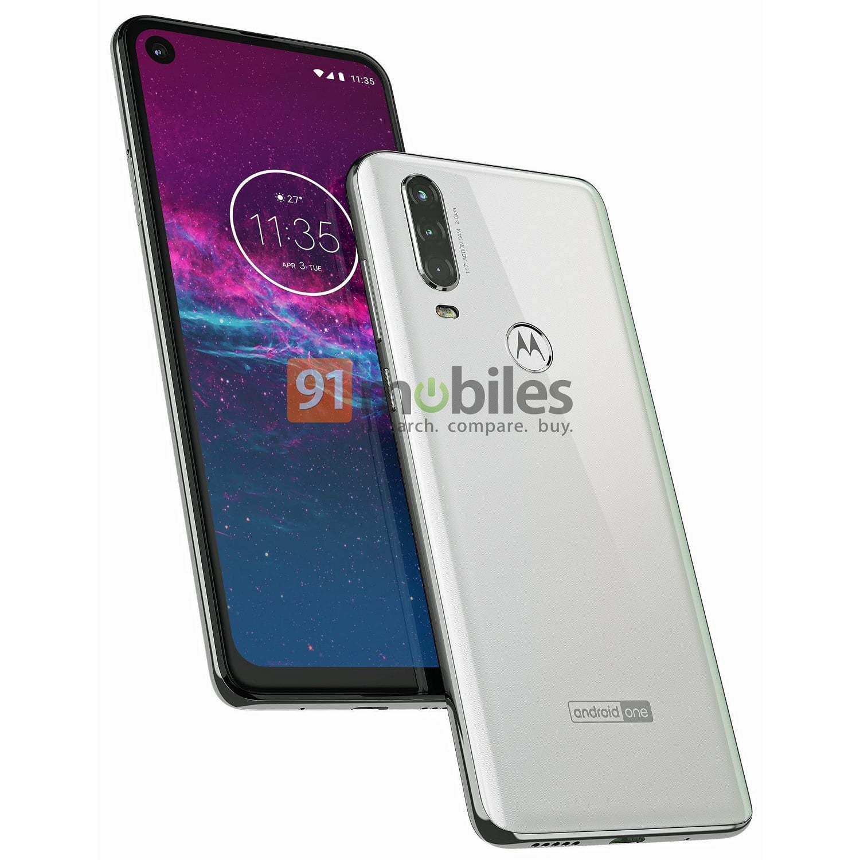 smartfon Motorola One Action